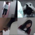 お銀さんの 洗面所突入レポート!! Vol01