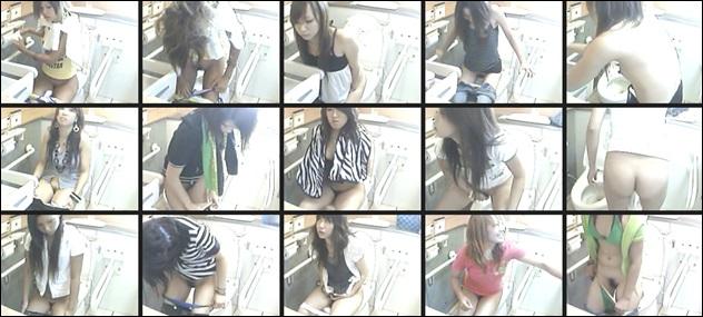 密撮!!夏の海岸洋式個室トイレ Vol07