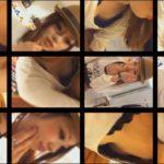 vol84-美人アパレル胸チラ&パンチラ-帽子オネェさんに胸元アタック