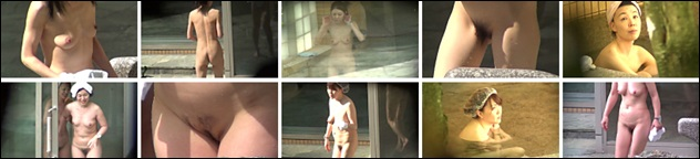 咲乱美女温泉-覗かれた露天風呂の真向裸体-ハイビジョン Vol81