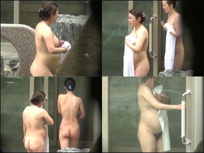 咲乱美女温泉-覗かれた露天風呂の真向裸体-ハイビジョン Vol68