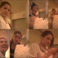 ホテル... 覗いちゃった。Vol18 美人!! 学食に来てたトリマー か〇りさん【脱衣編】