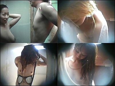 夏ギャル盗撮 丸裸にされた小麦色の肌 Vol31~35
