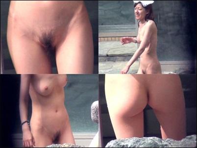 咲乱美女温泉-覗かれた露天風呂の真向裸体-ハイビジョン Vol47