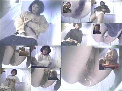 流失 ペンショントイレ Vol3