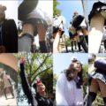 廃盤作品 ミミックさんの「夢の国」極秘潜入 制服女子パンチラ盗撮 Vol07