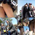 廃盤作品 ミミックさんの「夢の国」極秘潜入 制服女子パンチラ盗撮 Vol10