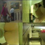 エディさんの 粘着撮!ストーキングトイレ File038