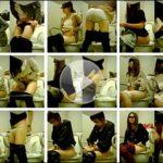 便所蟲さんの 目線バチバチ!奇跡のトイレ盗撮 Vol02
