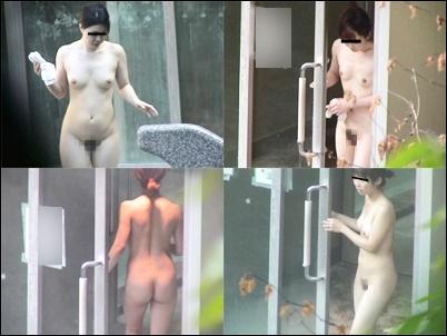 咲乱美女温泉-覗かれた露天風呂の真向裸体-お姉さま編 オムニバス Vol4